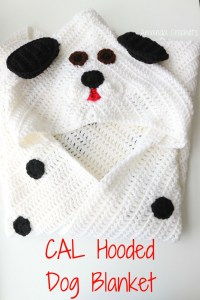 Hooded Blanket CAL Part 3