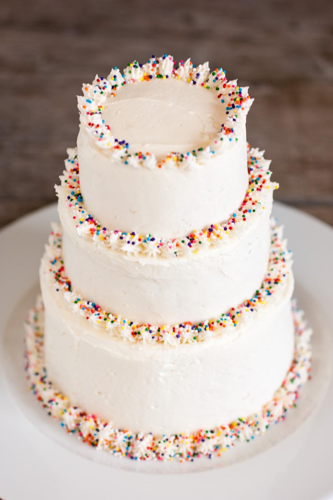Birthday Cake Simple