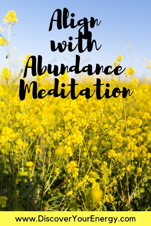 Abundance Meditation - Amanda Gatlin