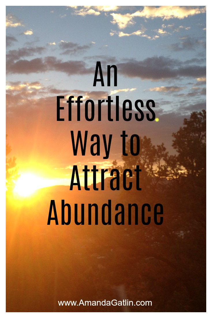 Attract Abundance Meditation
