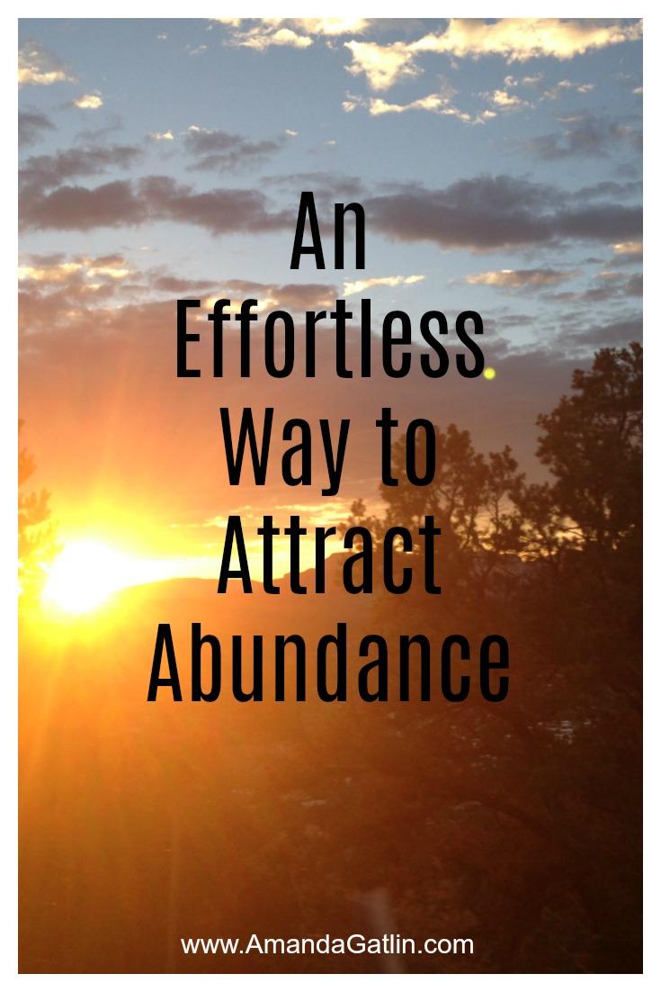 Attract Abundance Meditation