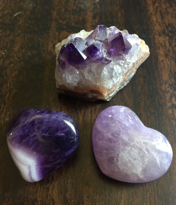 Crystals Amethyst Healing Meaning