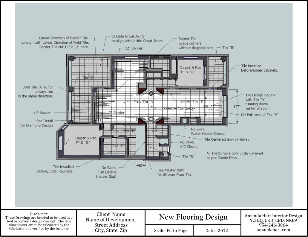 Architectural Door Schedule & Door Schedule