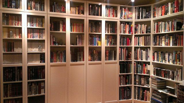 Our Bookshelves