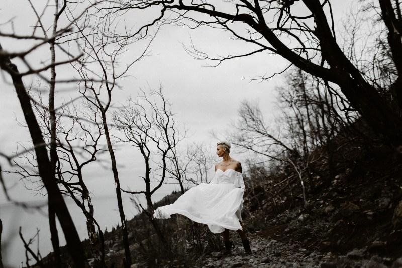 Punk Bridal // Stylized