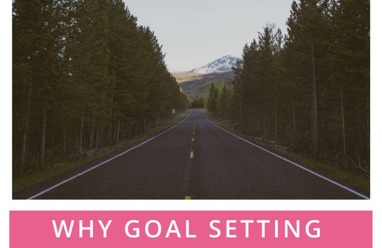 Why Goal Setting Matters