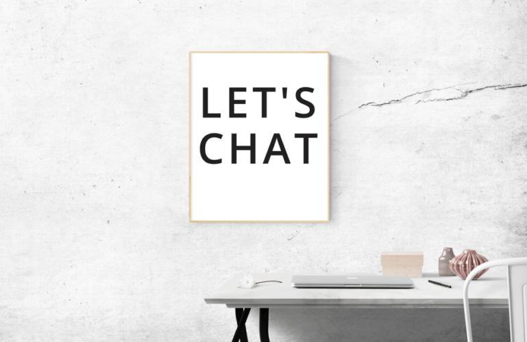 AmandaMarieBiz | Let's Chat!