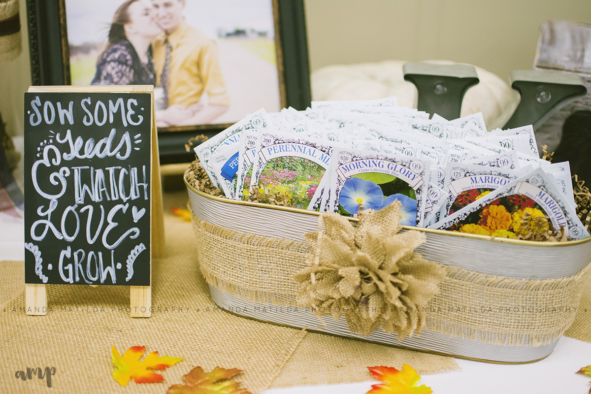 Sow Some Seeds and Watch Love Grow! | Grand Junction Wedding Photographer