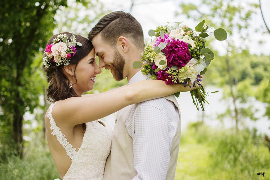 Ali and Joe's #gardenwedding by amanda.matilda.photography | Colorado Wedding Photographer