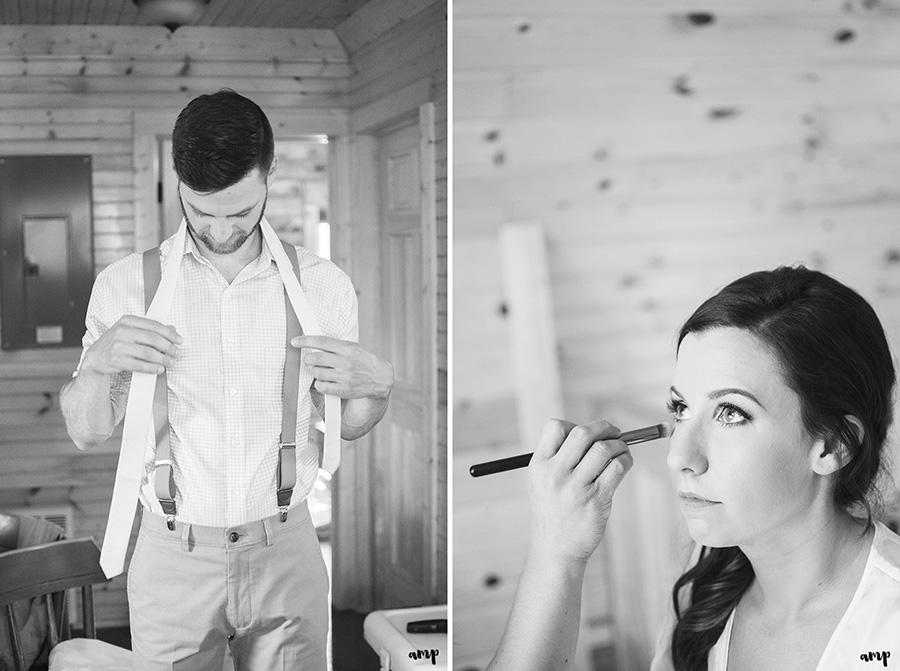getting ready | Ali and Joe's #gardenwedding by amanda.matilda.photography | Colorado Wedding Photographer