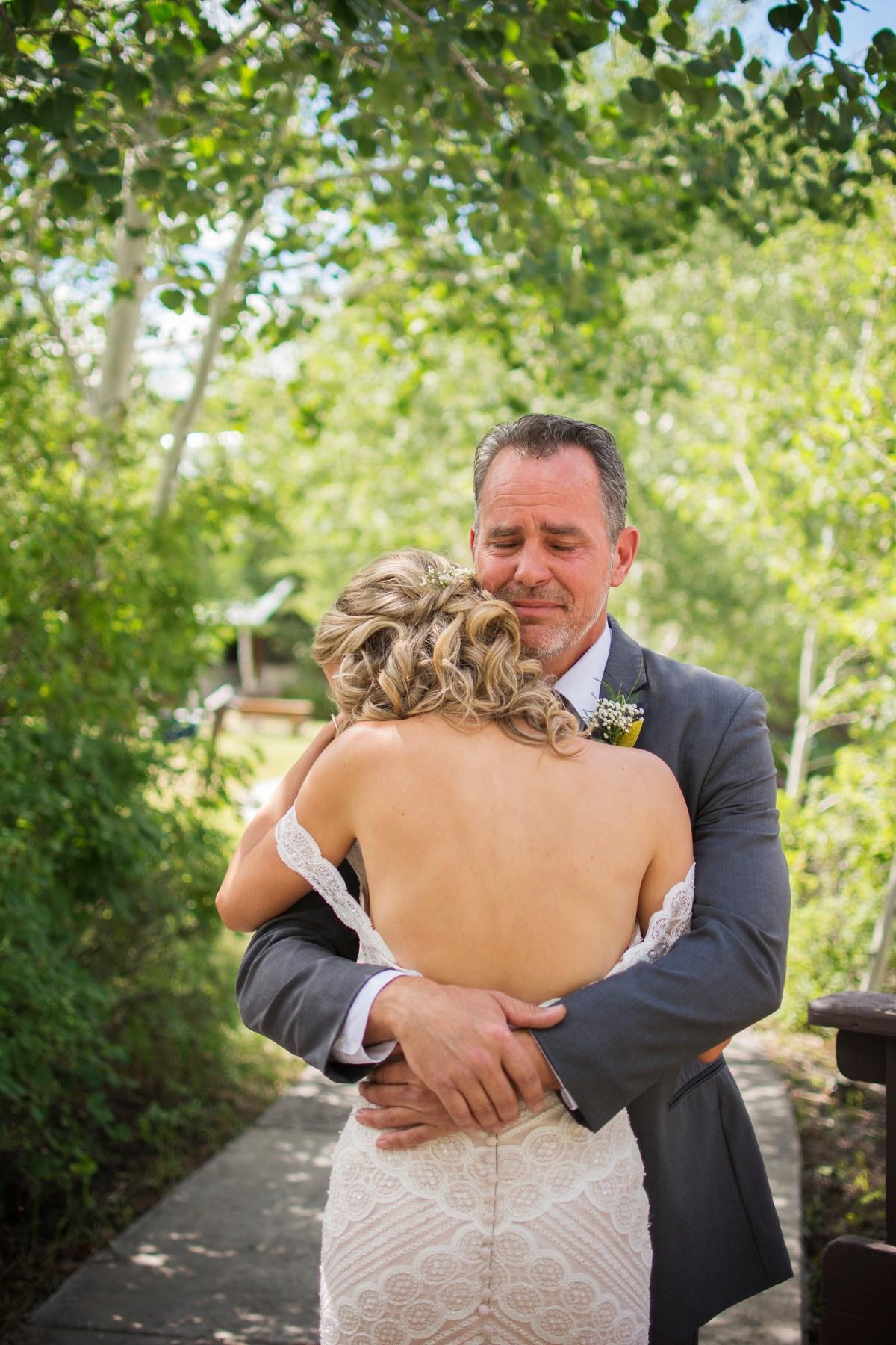 Wedding at Powderhorn Ski Resort on the Grand Mesa, Colorado Wedding Photography
