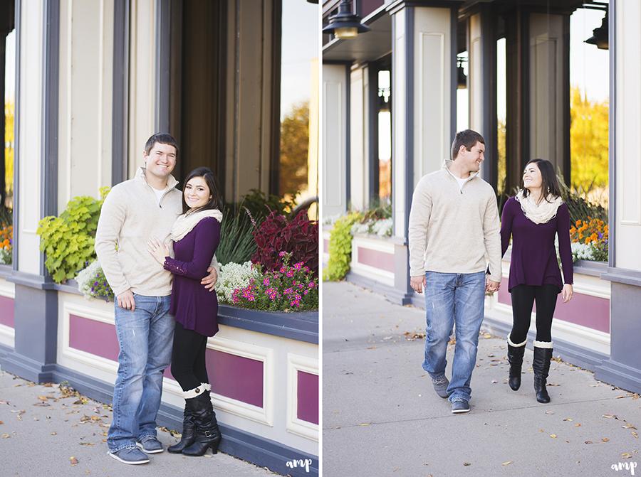 Downtown Grand Junction engagement photos   amanda.matilda.photography