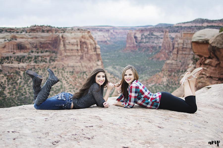 Nicole & Giordana | Grand Junction High School