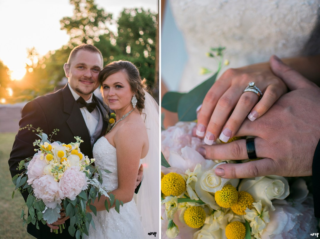 Bridal portraits by amanda.matilda.photography with ring shot on hands