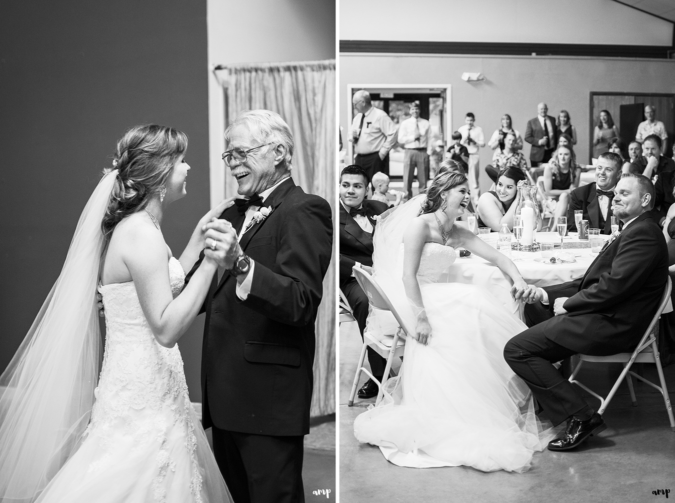 Wedding reception   Father-daughter dance