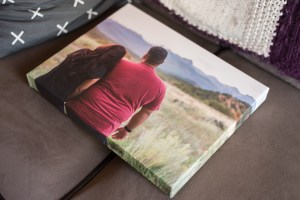 Canvases from Grand Junction Wedding Photographer amanda.matilda.photography