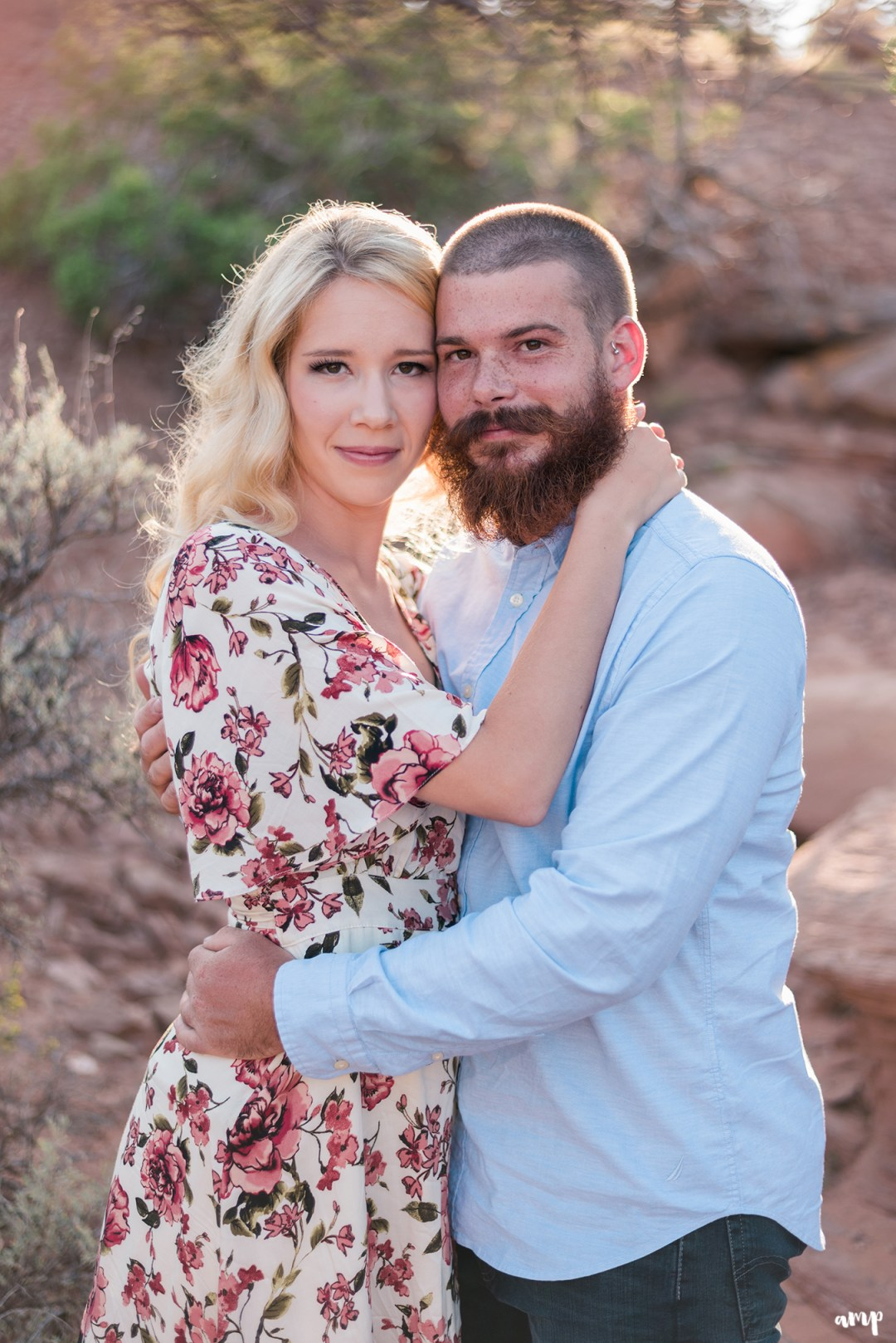 Engagement Session on the Colorado National Monument | amanda.matilda.photography Grand Junction
