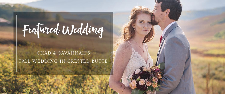 Fall Wedding in Crested Butte at the Mountain Wedding Garden   amanda.matilda.photography