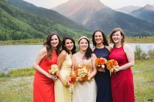 Five Ways to Save Your Bridesmaids Money | amanda.matilda.photography