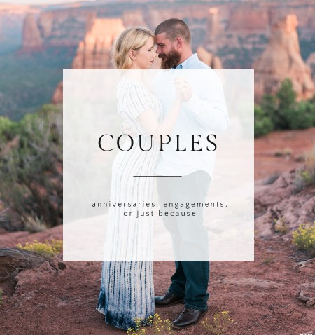 Engagement Photos in Grand Junction - couples photos, anniversary photos, or just because | amanda.matilda.photography