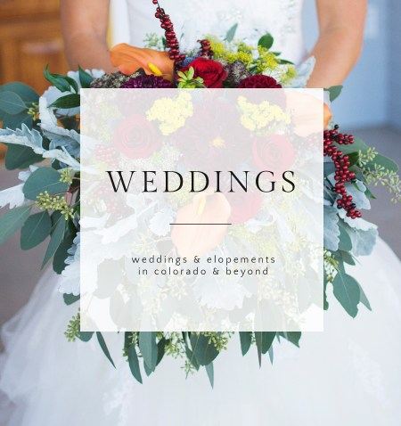 Wedding Photographer in Grand Junction - Serving Ouray, Crested Butte, Glenwood Springs, Palisade and beyond | amanda.matilda.photography