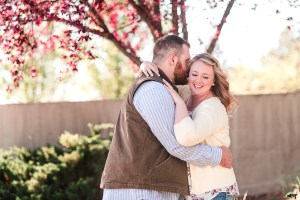 Ben & Dessa's Spring Grand Junction Engagement Photos | amanda.matilda.photography