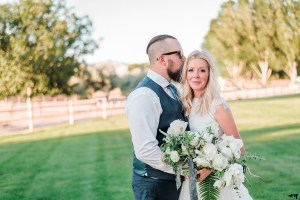 Beth + Dustin | Grand Junction Backyard Wedding | amanda.matilda.photography
