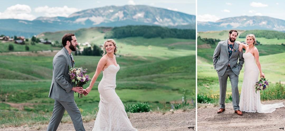 Crested Butte Wedding at the Mountain Wedding Garden | amanda.matilda.photography
