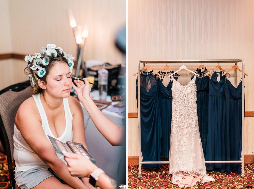 Carlos & Jessica's Doubletree Hotel Wedding | amanda.matilda.photography