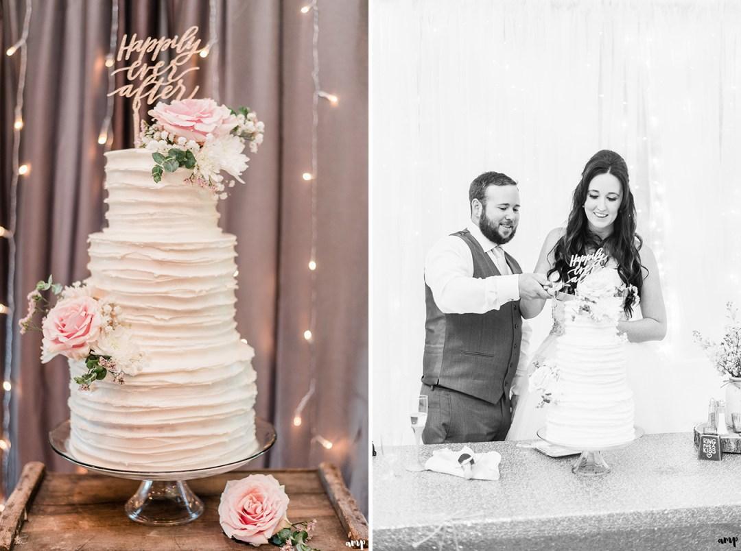 Mountain View Farm Wedding Reception | amanda.matilda.photography