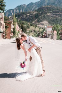 Nathan & Samantha | Ouray Elopement