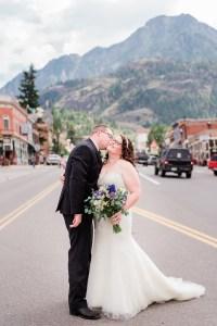 Ouray Wedding at a Private Lake | amanda.matilda.photography