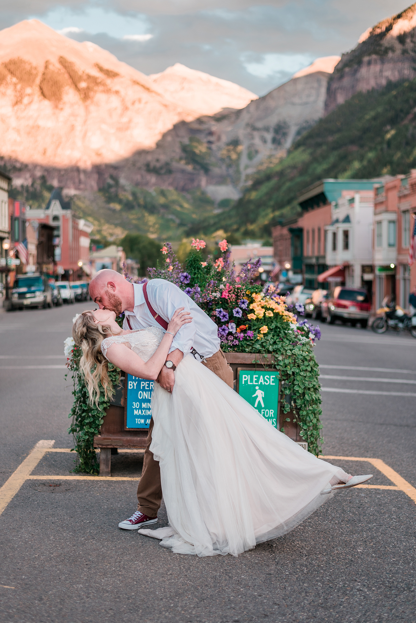 Kevin & Lynnette's Telluride Wedding at Mountain Village | amanda.matilda.photography