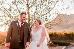 Ben & Dessa's autumn wedding at Colorado Wine Country Inn | amanda.matilda.photography