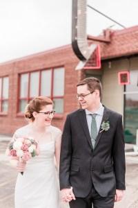 Ryan & Dani | Wedding at the Living Room in Omaha