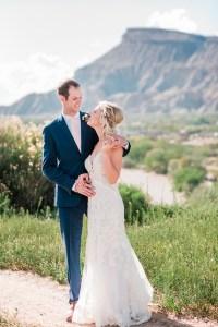 Dylan & Lexi - Wedding at Talbott's Cider in Palisade by Amanda Matilda Photography