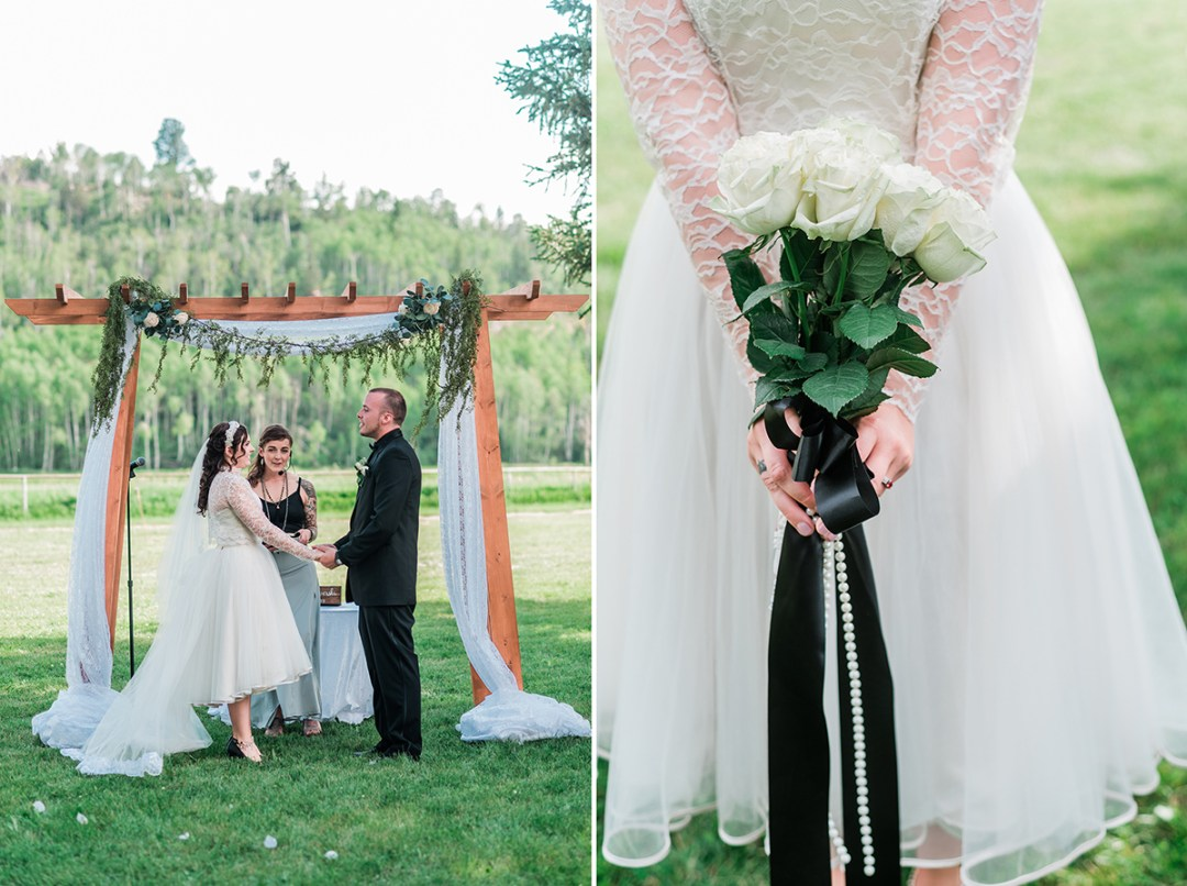 Josh & Annie | Wedding at Rolling R Ranch near Meeker