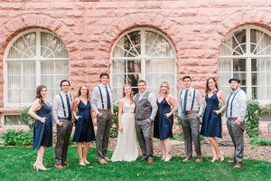 Joseph & Morgan | Fall Wedding at Hotel Colorado