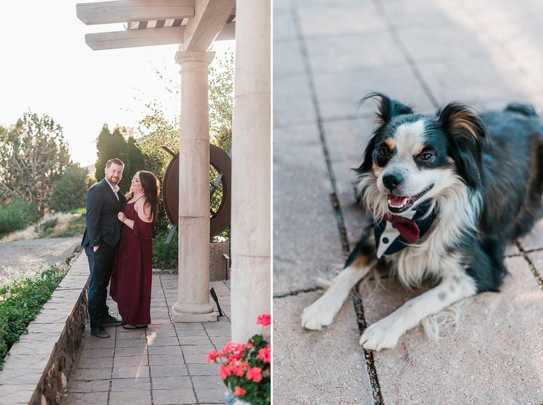 Evan & Nicole | Engagement Photos at Azura Cellars