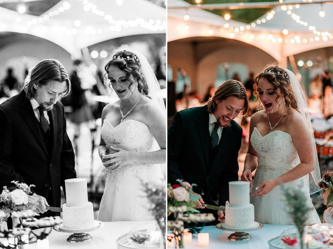 Sam & Cloie | Fall Wedding in Parachute