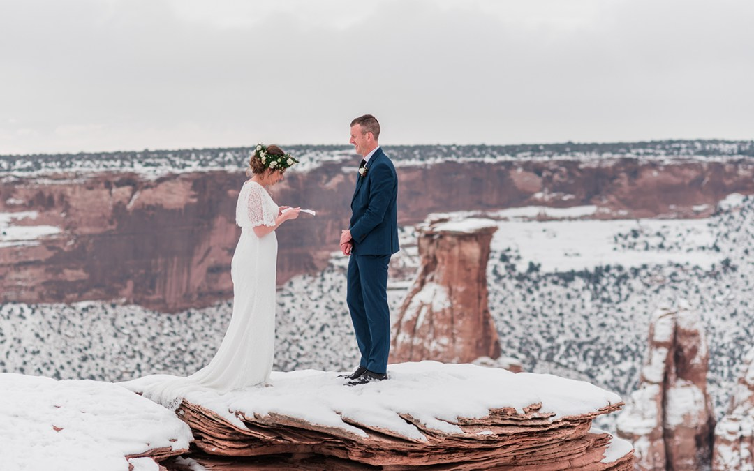 West Slope Best Slope: Why Western Colorado is the Best Place to Get Married