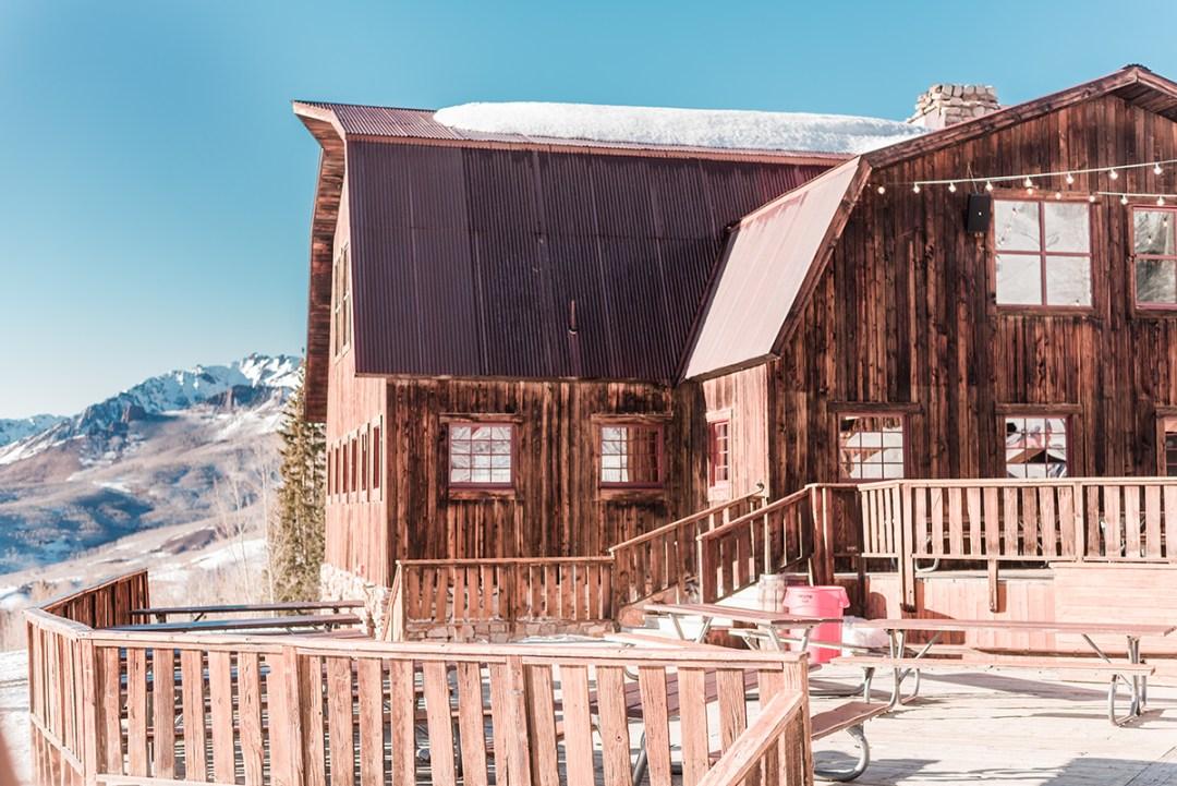 Gorrono Ranch - Telluride wedding venue | Amanda Matilda Photography