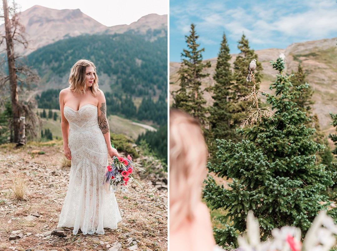 Clint & Laura | Red Mountain Elopement