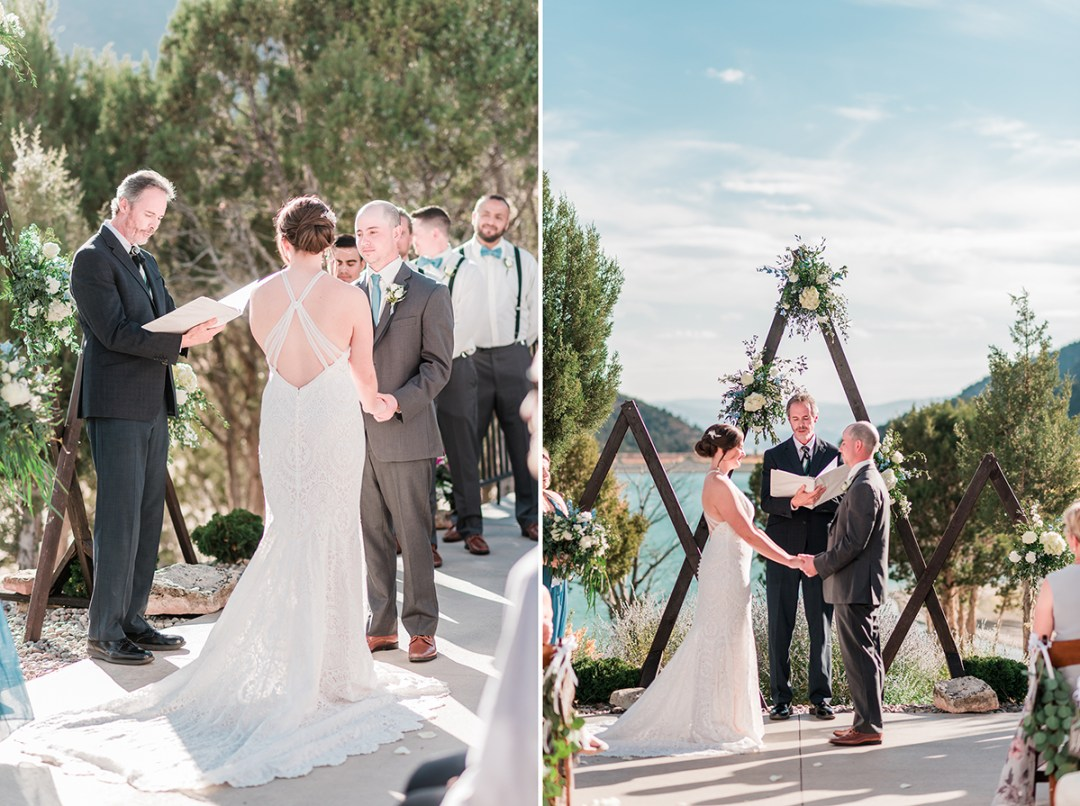Emily & Alec | Wedding at Vista View Events
