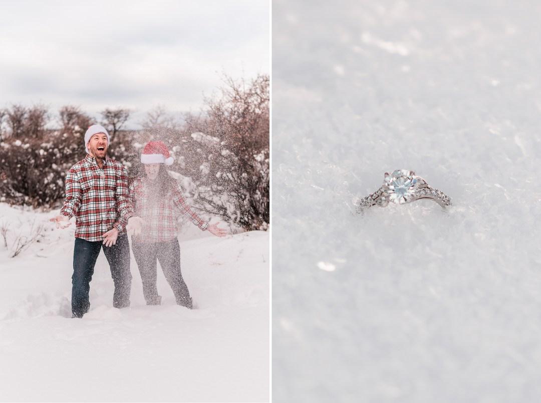 Amanda & Tucker | Engagement Photos at Black Canyon of the Gunnison