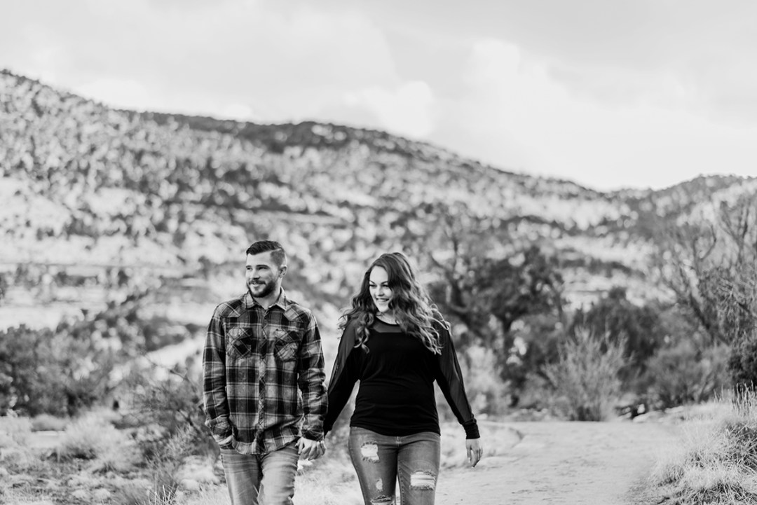 Olivia & Cameron | Grand Junction Engagement Photos