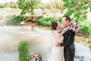 Amy & Elliot   Micro Wedding at Amy's Courtyard