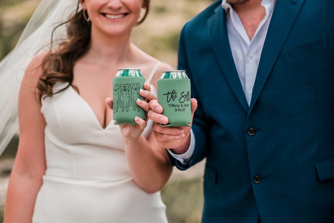 Josh & Tiffany | Mountain Elopement in Ouray