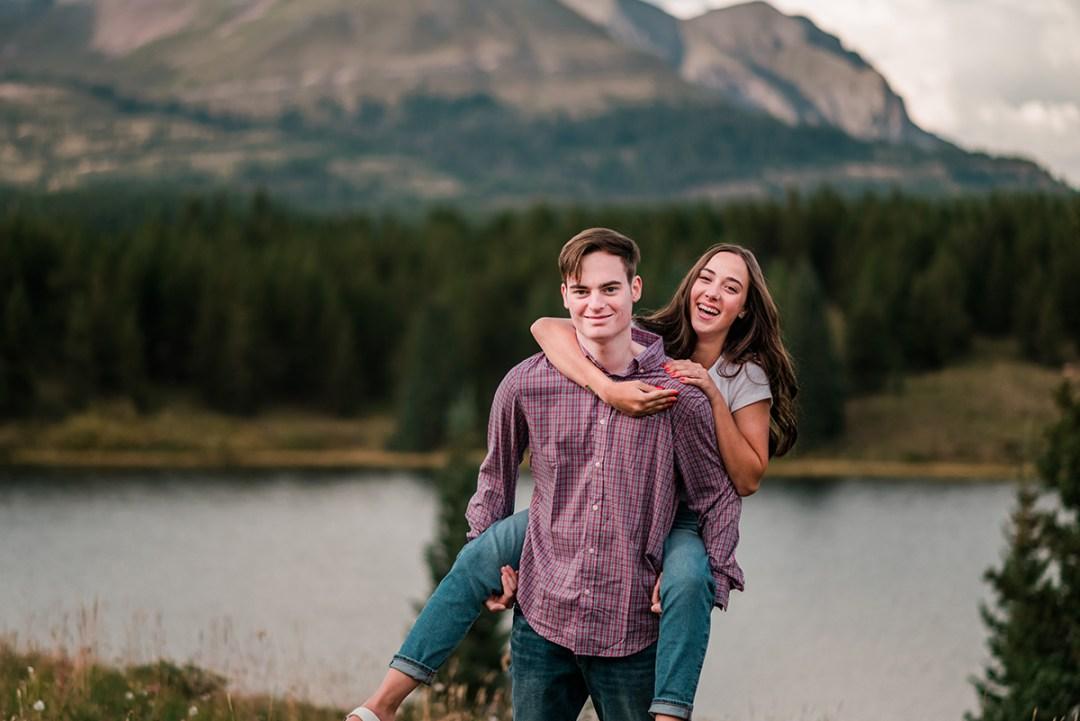 Ryan & Maddie | Silverton Engagement Photos