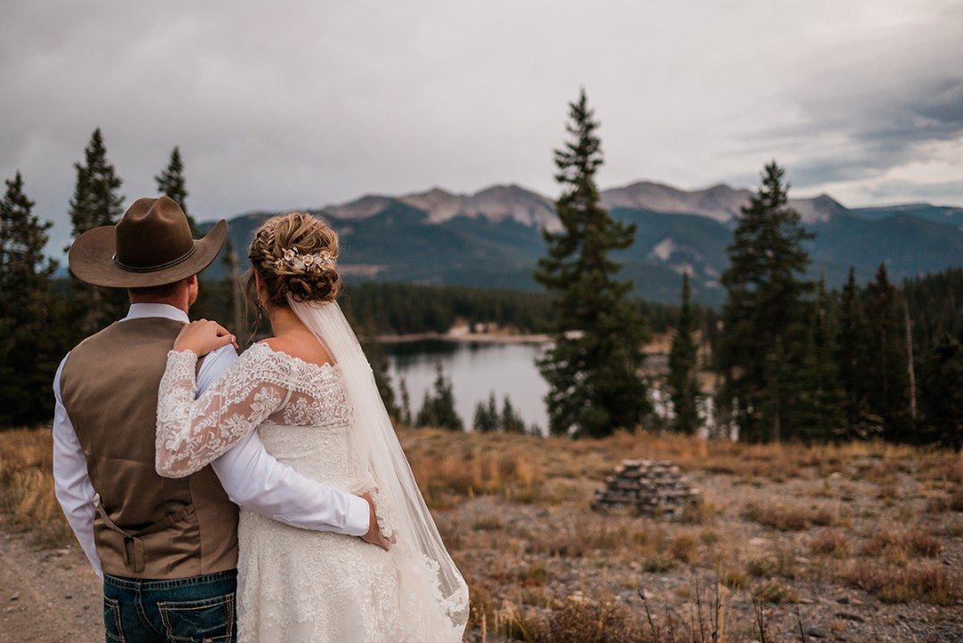 Pete & Deanne | Adventure Session in Crested Butte